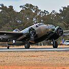 Take off Hudson by bazcelt
