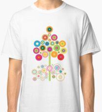 colors tree Classic T-Shirt