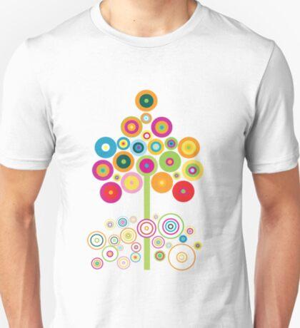 colors tree T-Shirt