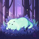 Magic Forest Mochi by raediocloud