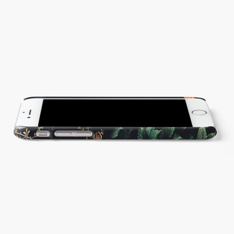 Alternate view of Patience iPhone Case & Cover