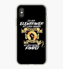 Vinilo o funda para iPhone electricista