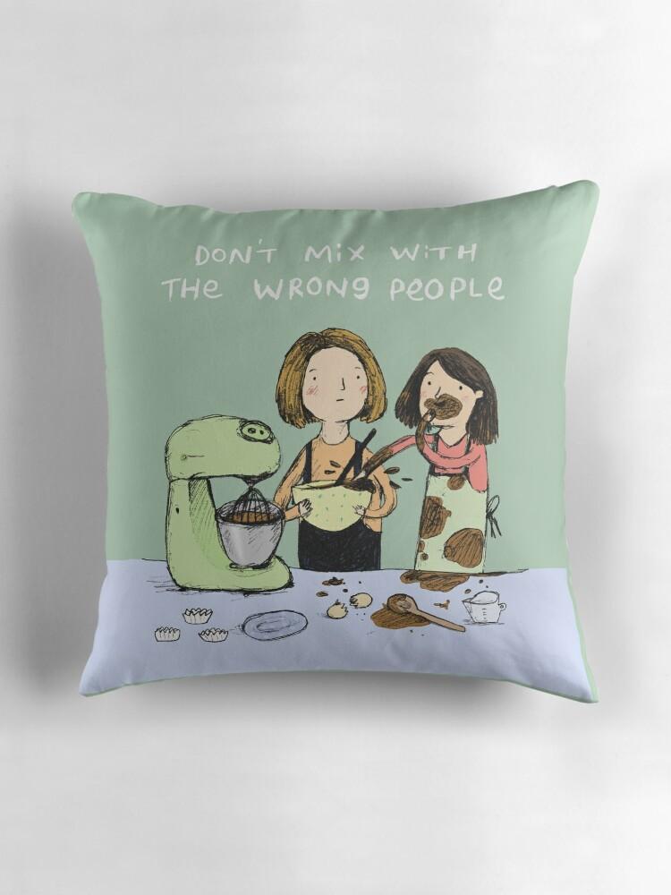 Throw Pillow Advice :