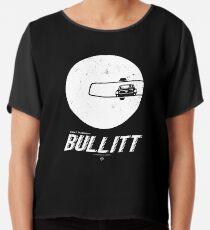 Bullitt - Classic Movies Chiffon Top