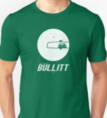 Bullitt - Classic Movies Slim Fit T-Shirt