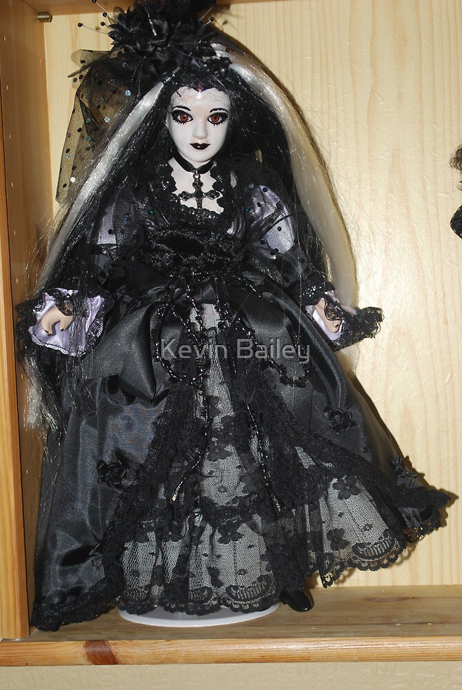 Gothic Doll by Kevin Bailey