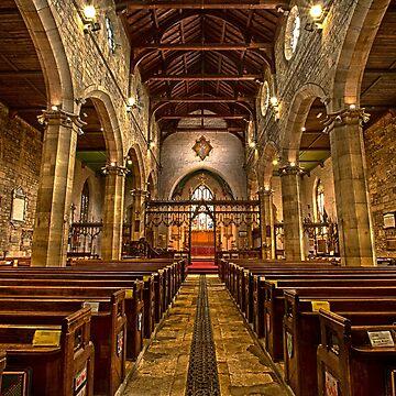St Swithun East Grinstead by RWTA