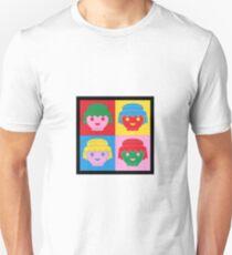 Playmobil Wharhol Unisex T-Shirt