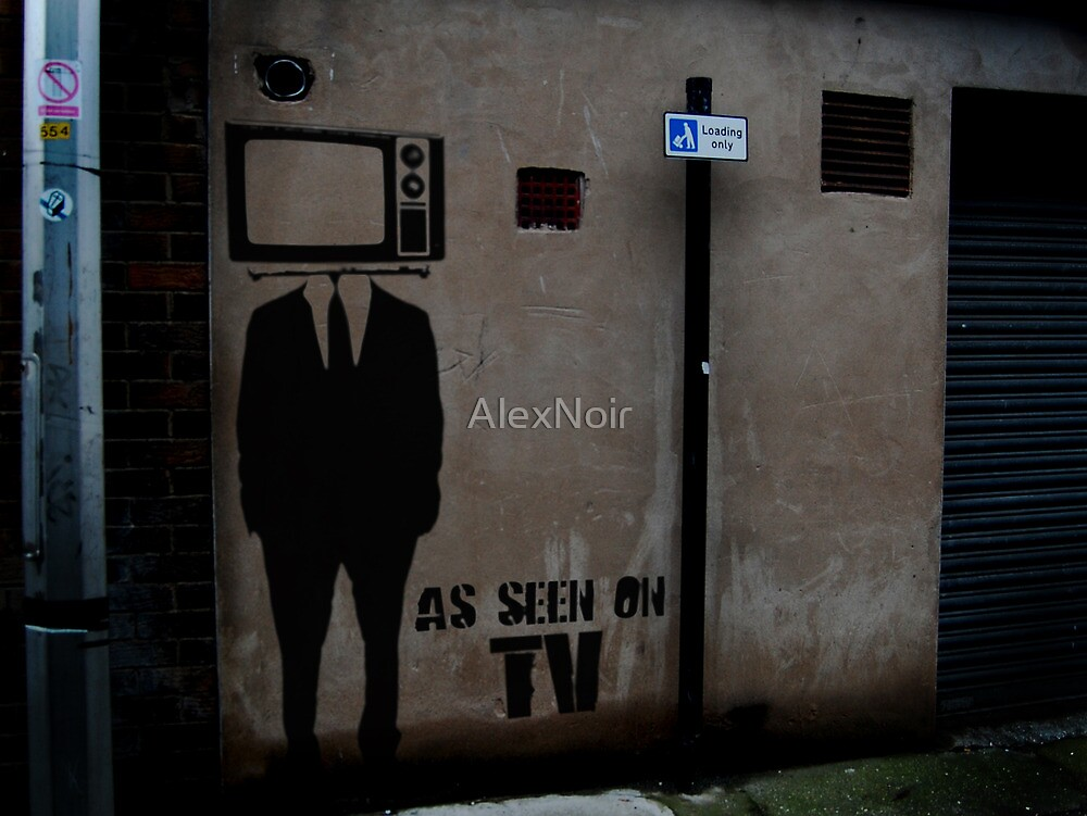 As Seen On TV by AlexNoir