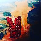 Überquerung des Roten Meeres von Love Art Wonders by GOD