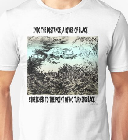 River Of Black T-Shirt