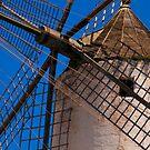 Windmill by Kelvin Hughes