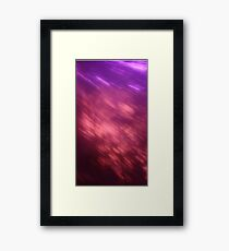 Back to the vivid forest n°11 Framed Print