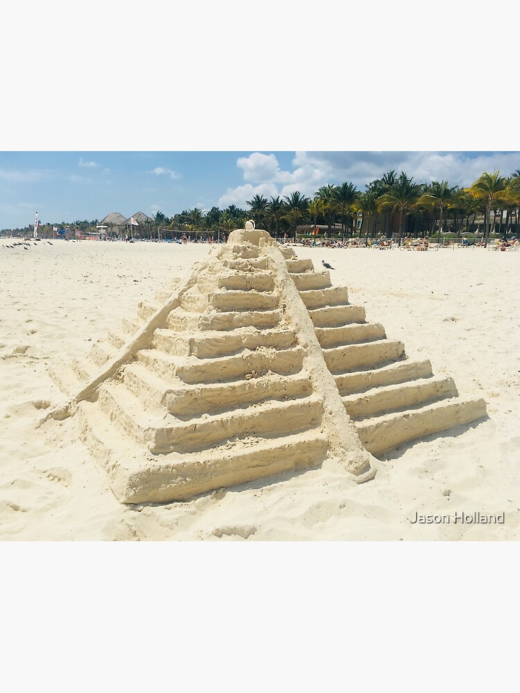 Castle in the Sand (Pictures of Mexico) by jasonhollandio