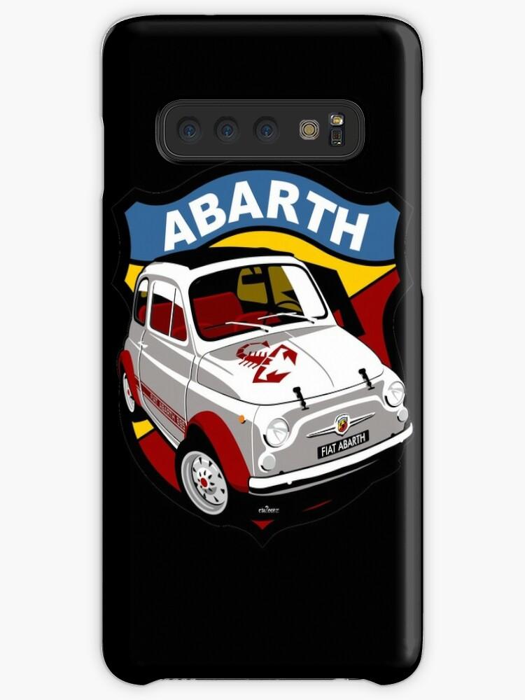 Fiat 500 Abarth 695 Ss Case Skin For Samsung Galaxy By Car2oonz