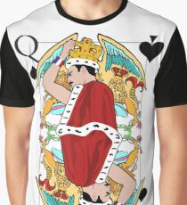Queen of spades Graphic T-Shirt