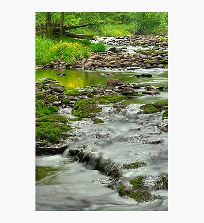 Rolling River Photographic Print