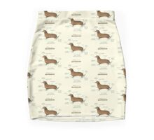 Quot Anatomy Of A Dachshund Quot By Sophie Corrigan Redbubble