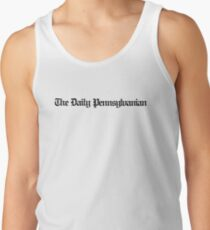 The DP Wordmark Black Tank Top