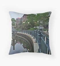 Providence Reflections Throw Pillow