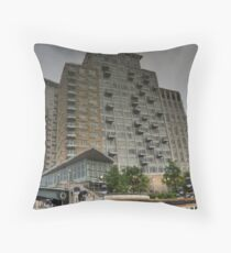 Reflections on Providence  Throw Pillow