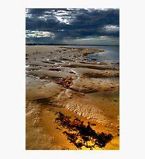 Sandpools Photographic Print
