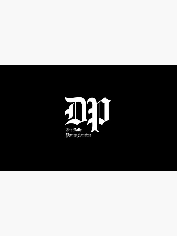 The DP Square White Logo by dailypenn