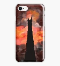The Tower of Sauron iPhone Case/Skin