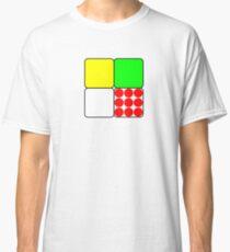 Tour de France Jerseys 3 White Classic T-Shirt