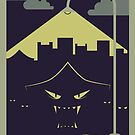 Threed Poster, Earthbound by nickfolz