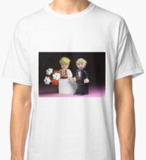 Lego Bride and Groom Classic T-Shirt