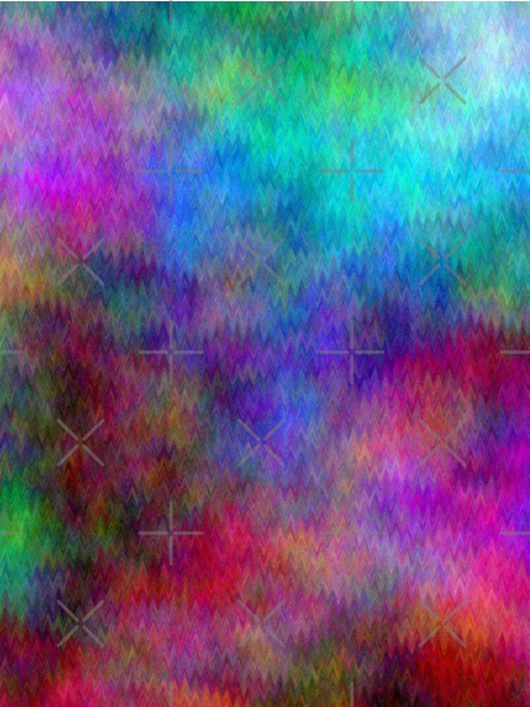 Nebula - Dreamy Psychedelic Space Inspired Art by OneDayArt