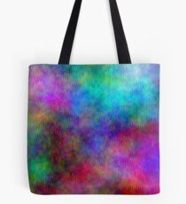 Nebula - Dreamy Psychedelic Space Inspired Art Tote Bag