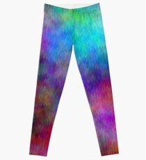 Nebula - Dreamy Psychedelic Space Inspired Art Leggings