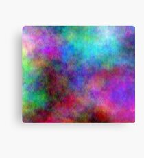 Nebula - Dreamy Psychedelic Space Inspired Art Metal Print