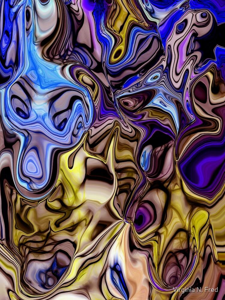 Tortured Souls by Virginia N. Fred