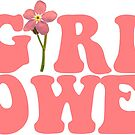 GIRL POWER - PINK Style 13  by Maddison Green