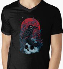 Wiedergeburt T-Shirt mit V-Ausschnitt für Männer
