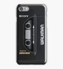 Sony walkman iPhone 7 Case