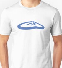 Under the Button Classic Logo Slim Fit T-Shirt
