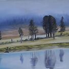 Yellowstone River by Charlotte Rose