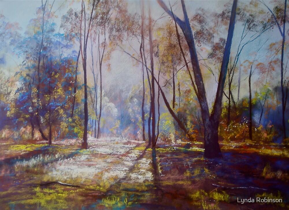 Bush Morning by Lynda Robinson