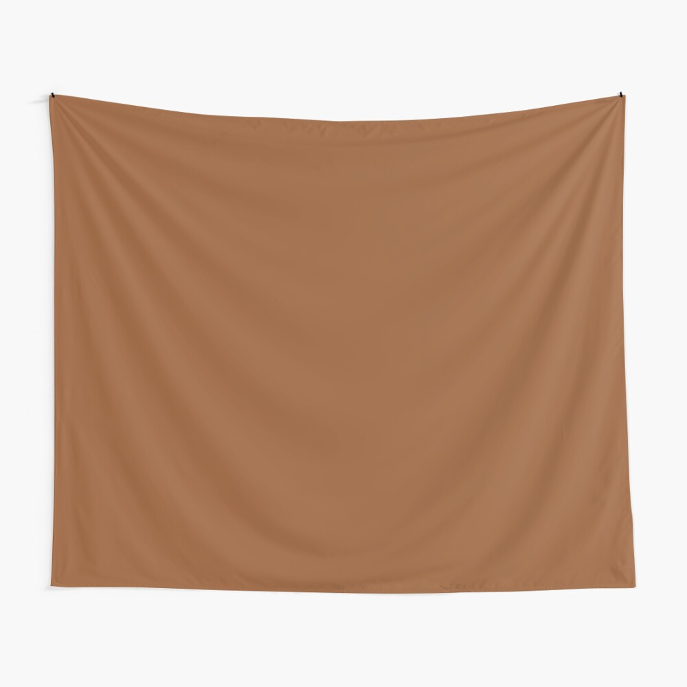 Sugar Almond 18-1155 TCX | Pantone | Color Trends | New York | Fall Winter 2019 2020 | Solid Colors | Fashion Colors | Wall Tapestry