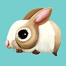 Woodlands Bunny Rabbit by Karin Taylor