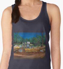 Mud Bashing Buggy Women's Tank Top