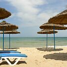 On the Beach 6 (Time for a rest). by mariarty