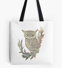 Owl be watching you Tote Bag