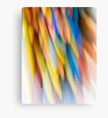 Multi-Colored Canvas Print