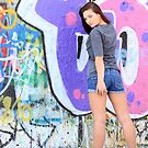 The Graffiti Girl by Sara Johnson