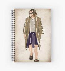 The Big Lebowski Spiral Notebook